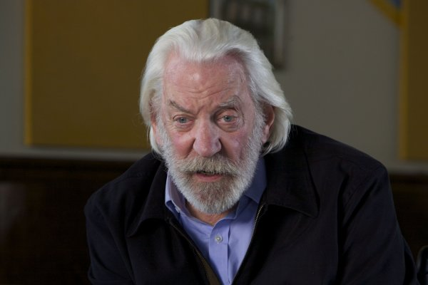 Dirty Sexy Money - Donald Sutherland