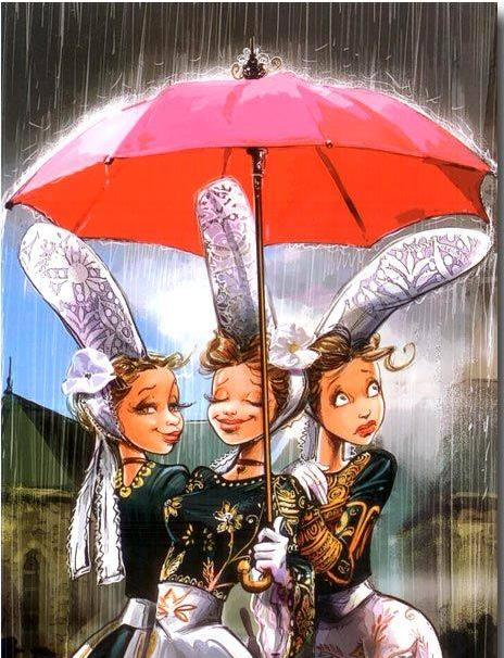 après la pluie, le beau temps...