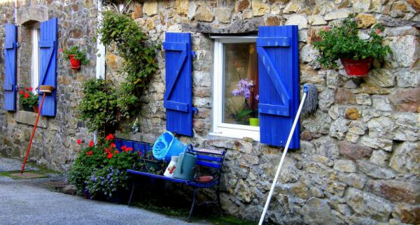 Maison bretonne...