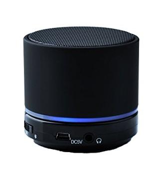 Victsing Haut-Parleur Bluetooth Portable avec Microphone Haut-Parleur Sans Fil Puissant Compatible avec iPhone 7 6S 6 Plus 6,