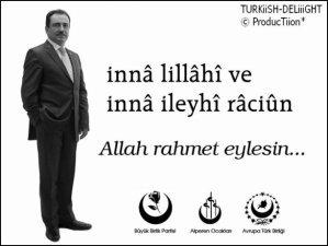 Muhsin Yazıcıoğlu :(