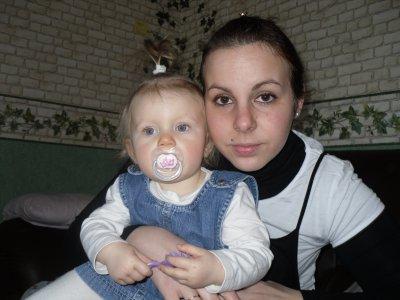 moi et ma fille emma