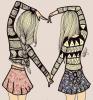 Meilleures amies : ♥ !