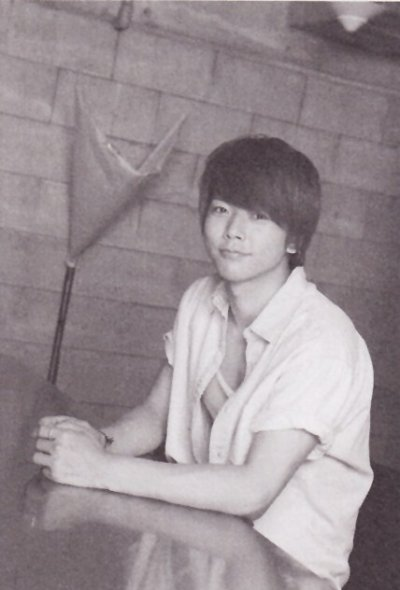 Myojo octobre 2011 - interview de 10000 caractères - Masuda