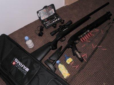 Mon équipement