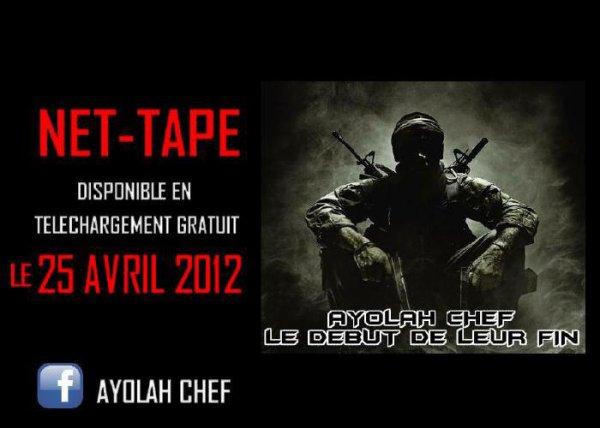 Net-Tape Dispo Mercredi 25 Avril 2012