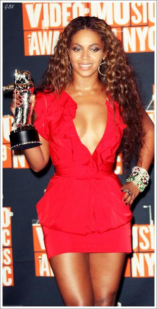 ♦ Palmarés 2009 ; B e y o n c é la grande gagnante de cette année