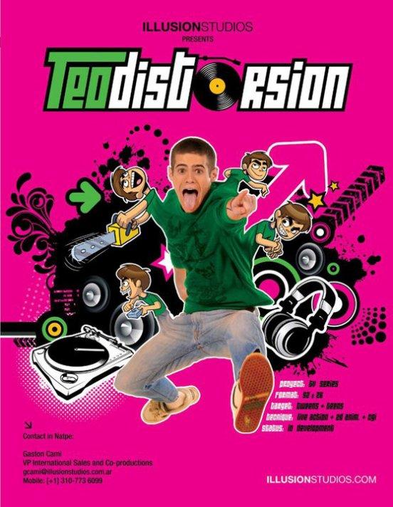TeoDistorsión