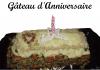 Recette Gâteau d'anniversaire pour chien