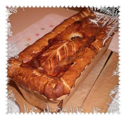 PATE EN CROUTE .... recette facile :-) mais longue :-( ... façon P'tit Resto