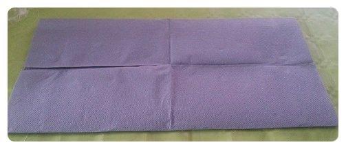 Pliage Serviette Papier En Lapin Mon P 39 Tit Resto