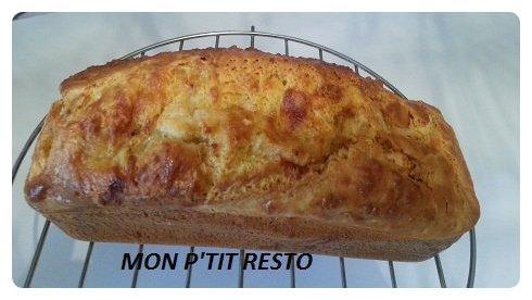 CAKE SALE .... CHEVRE / PAPRIKA