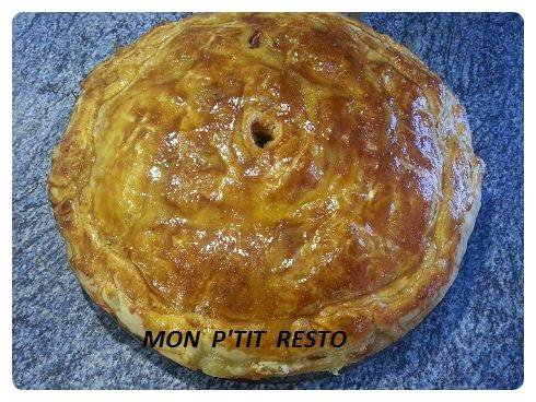 TOURTE CHOUCROUTE / BACON / FROMAGES