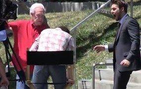 Amour gloire et beauté la série; le pire et meilleur souvenir de tournage de Wyatt Spencer !