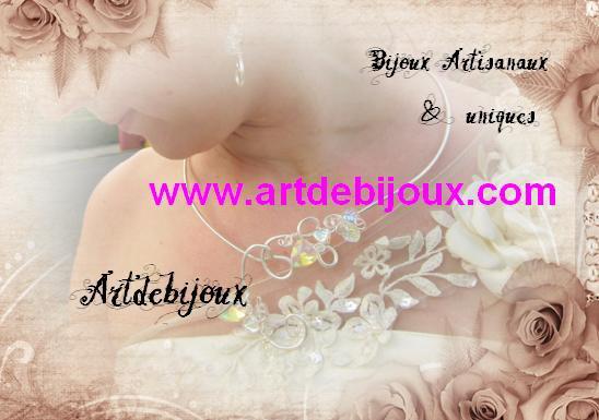 N'hésitez pas à visiter notre site à l'adresse suivante  : www.artdebijoux.com