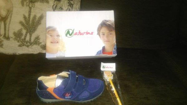 Test chaussures Naturino