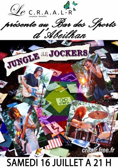 Samedi 16 Juillet 2011 - JUNGLE JOCKERS