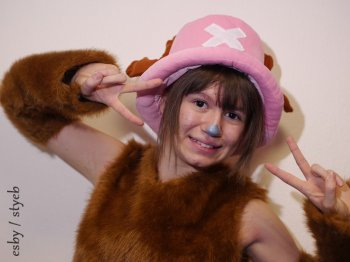 Cosplay Chopper