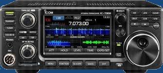 ICOM IC7300 : Mise à jour v1.2 disponible et très utile