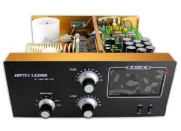 Amplificateur à lampe AMPTEC LA 2000 : Expérience malheureuse