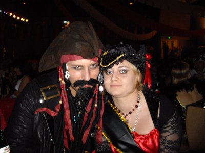Carnaval 2011 avec Mon chéri