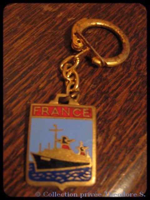 Porte clé du FRANCE
