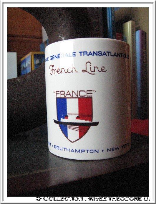 mug du FRANCE