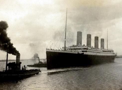 R.M.S. TITANIC 100th Anniversary 1912-2012