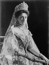 L'impératrice Alexandra Feodorovna