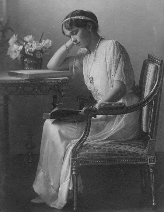 Olga Nikolaïevna de Russie (1895-1918)