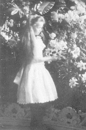 Olga en 1906