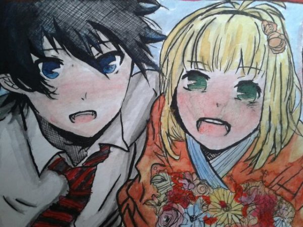 mes dessins2(私の図面) watashi no zumen <3