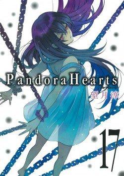 pandora hearts; n°1 du top15 !