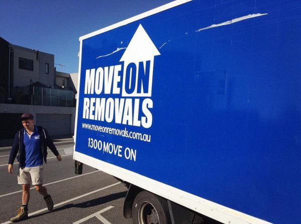 Melbourne Office Removals