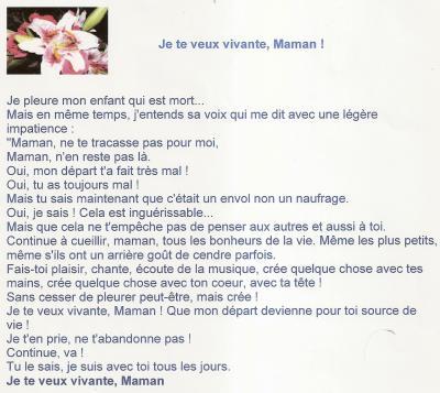 Je Fait Se Poeme Pour La Maman De Gaetan Jeanlutin