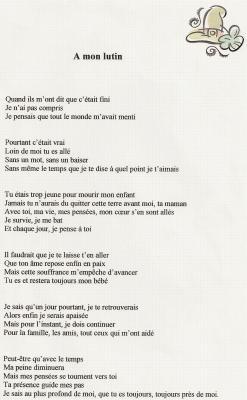 Mon Poeme Pour Toi Jeanlutin