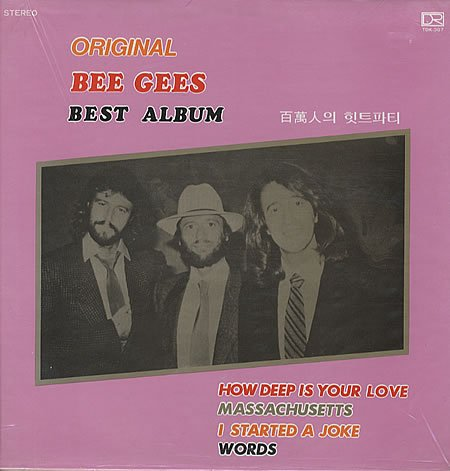 >>>>> BEE GEES <<<<<