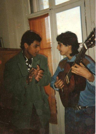 David et Tony 1995