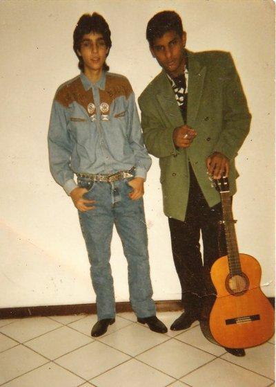 Tony et David 1995