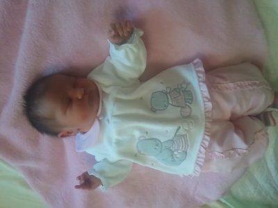 Ma fille Cynthiana