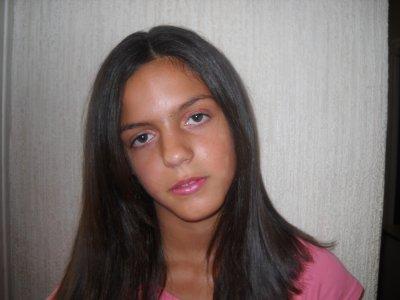ma fille Héléna Bouzies