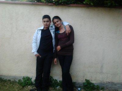 mon fils et ma soeur