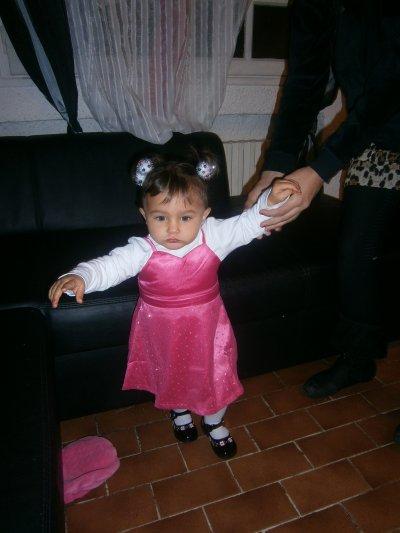 Cynthiana 13 mois