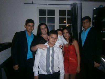 Moi et  mes 5 enfants
