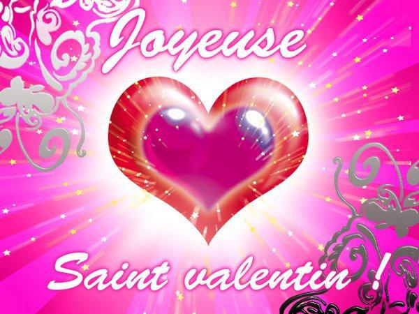 Bonne Saint Valentin a nos Hommes