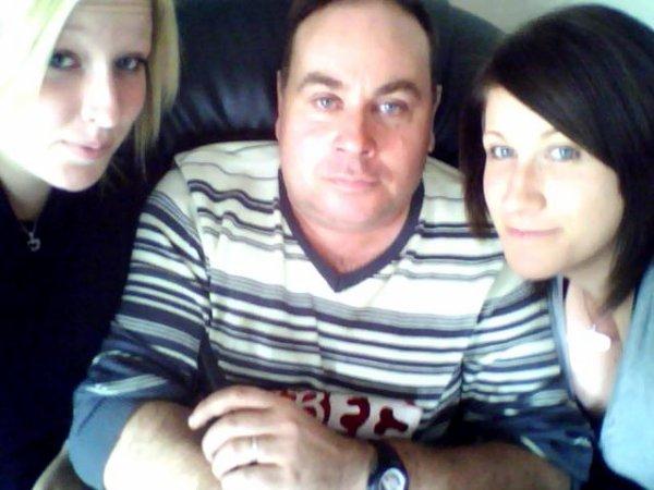 mon père, la soeur et moi