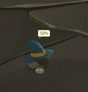 50% d'XP atteint