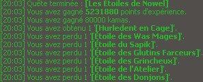 Tuto Mage # 3 : Quête du Montilier de Nowel (Hurledent)