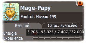 Mage-Papy 199, Metiers & Chronologie