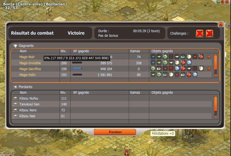Premier Combat, UP 200 & Kolosso (Mage)